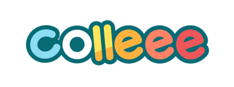 colleeeのロゴ